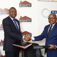 Signature du contrat de partenariat FPM– Equity Bank Congo