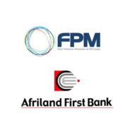 Signature du contrat de partenariat entre le FPM ASBL et AFRILAND