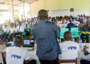 Forum de la semaine mondiale de l'argent du FPM