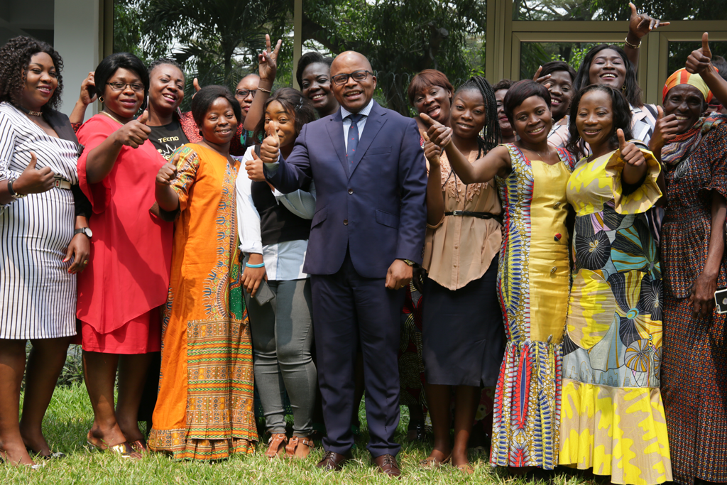 Promotion du Genre à travers le Programme Nationale De L'education Financiere (PNEF)