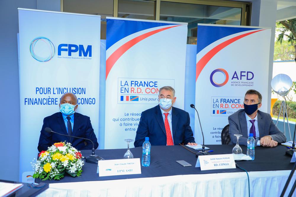 Entrée d'un nouveau bailleur au FPM ASBL : L'Agence Française de Développement