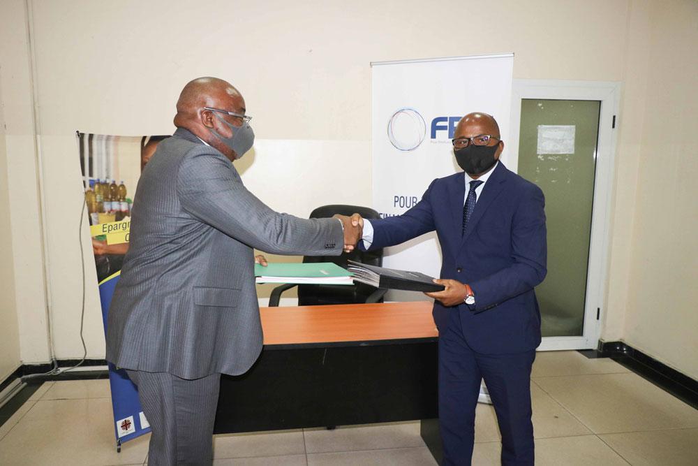 Le FPM ASBL accorde un soutien technique et financier à la Société de Microfinance IFOD pour faire face aux conséquences de la crise de la Covid-19