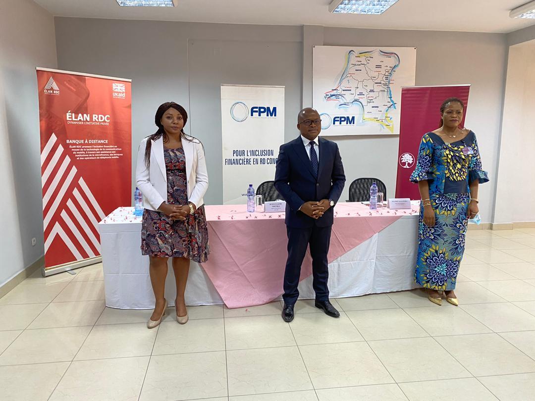 Le FPM ASBL et ÉLAN RDC s'associent pour faire face à la crise de la Covid-19