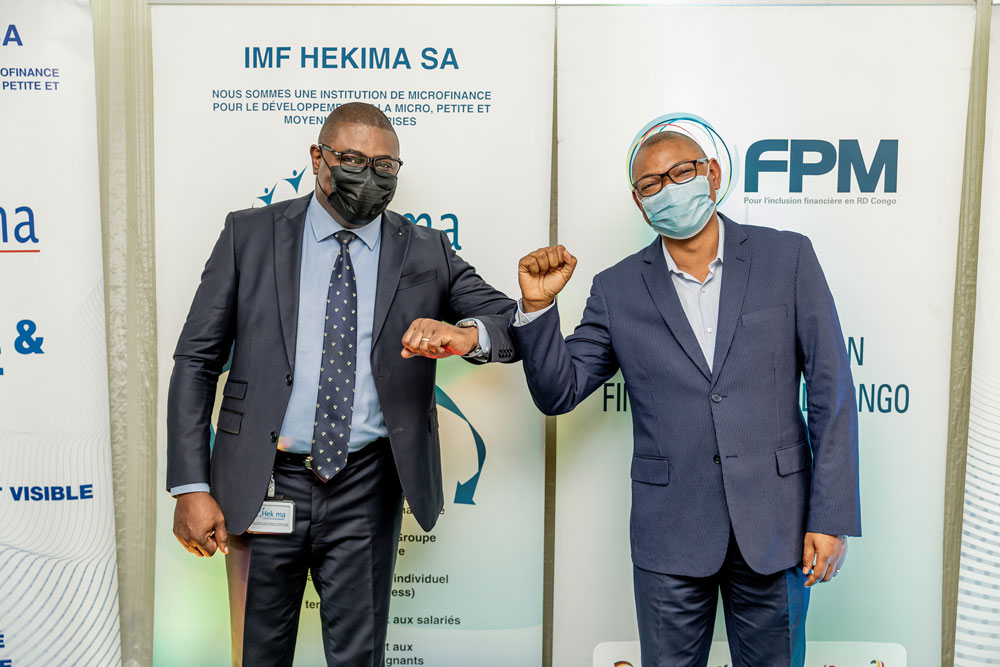 Signature du contrat de financement entre FPM SA et l